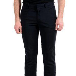Gianfranco Ferre GF Navy Blue Wool Dress Pants